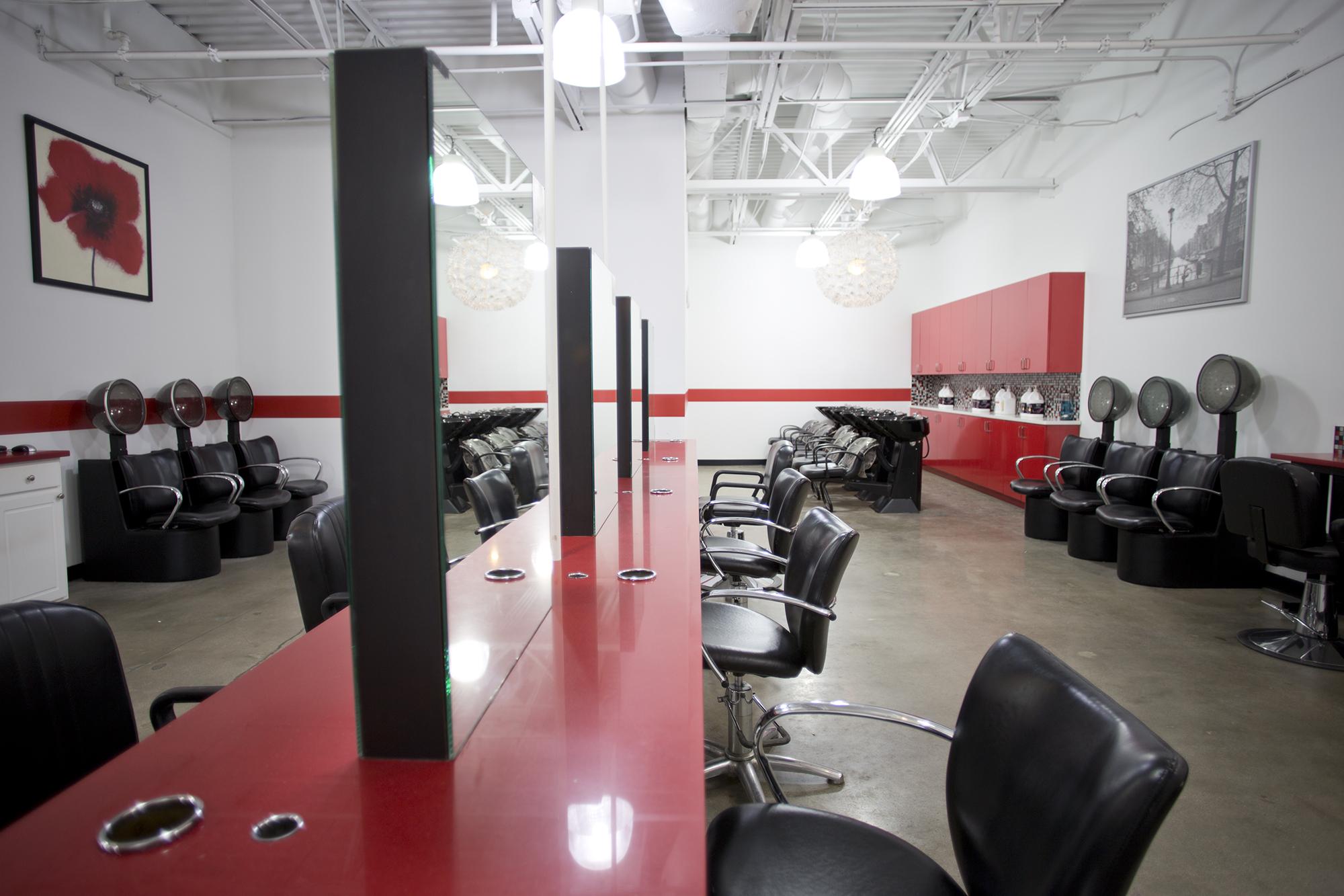 Schilling-Douglas School of Hair Design in Newark Delaware
