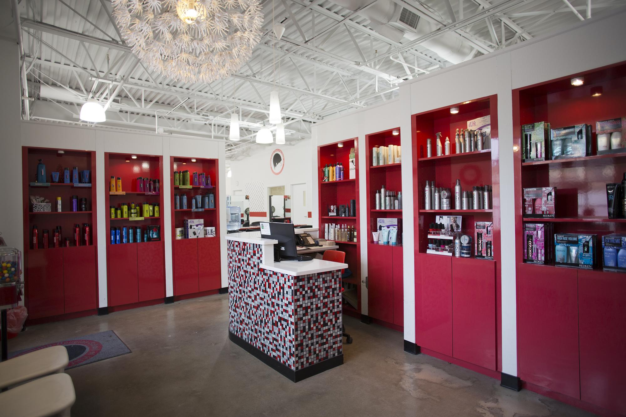 Schilling-Douglas School of Hair Design in Newark, Delaware
